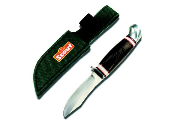 Scout Kapesní nůž s pouzdrem