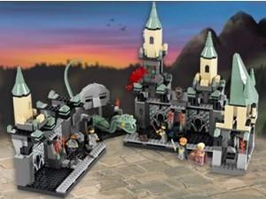obrázek Lego 4730 Harry Potter Tajemná komnata