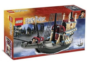 obrázek Lego 4768 Harry Potter Krubalská loď