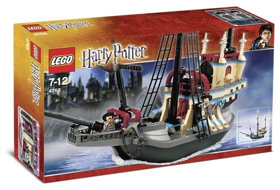 Lego 4768 Harry Potter Krubalská loď