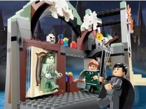 obrázek Lego 4752 Harry Potter Třída profesora Lupina