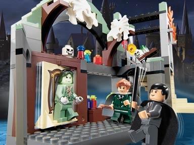 Lego 4752 Harry Potter Třída profesora Lupina