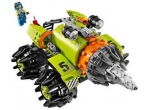 obrázek Lego 8960 Power Miners Burácející vrtačka