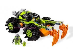obrázek Lego 8959 Power Miners Bagr s chapadly