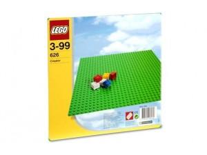 obrázek Lego 626 Zelená podložka