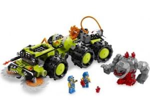 obrázek Lego 8708 Power Miners Drtič skal