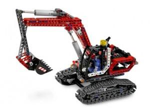 obrázek Lego 8294 Technic Pásový bagr