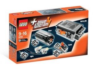 obrázek Lego 8293 Technic Motorová sada