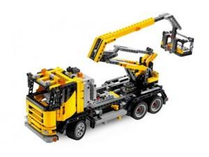 obrázek Lego 8292 Technic Cherry pickup-hydraulická plošina