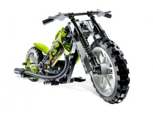 obrázek Lego 8291 Technic Terénní motocykl