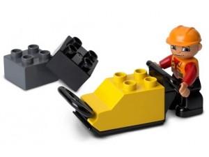 obrázek Lego 4661 Zhutňovač zeminy