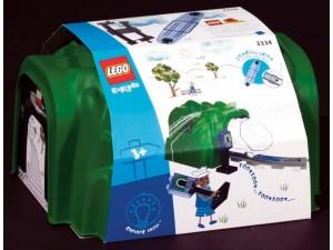 obrázek Lego 3334 Intelli tunel set Lego Explore