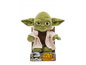 obrázek Plyšáci Star Wars Yoda