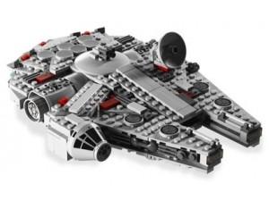 obrázek Lego 7778 Star Wars Midi-scale Millennium Falcon