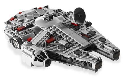 Lego 7778 Star Wars Midi-scale Millennium Falcon