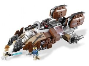 obrázek Lego 7753 Star Wars Pirátský tank