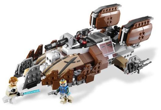 Lego 7753 Star Wars Pirátský tank