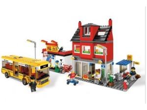 obrázek Lego 7641 City Městské nároží