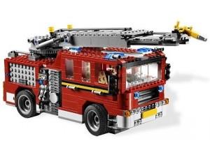 obrázek Lego 6752 Creator Záchranná akce hasičů