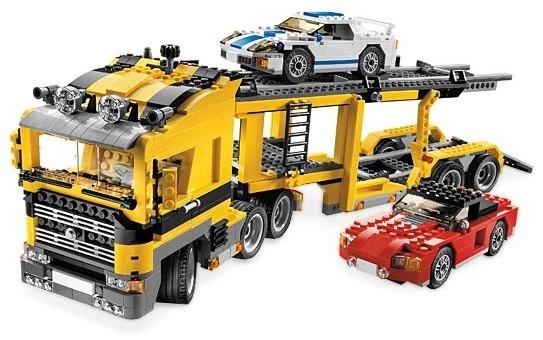 Lego 6753 Creator Dálniční přeprava