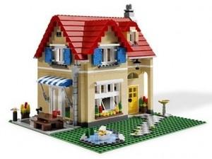 obrázek Lego 6754 Creator Rodinný dům
