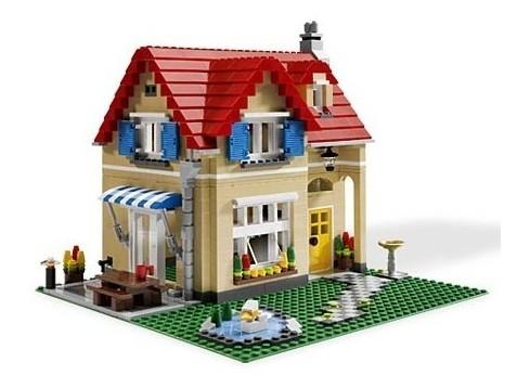 Lego 6754 Creator Rodinný Dům Dzunglehracekcz Lego A Lego Duplo