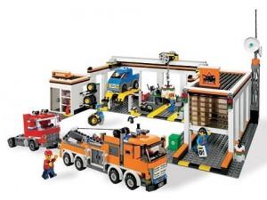 obrázek Lego 7642 City Autoservis