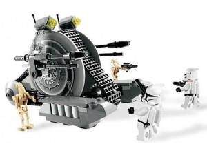 obrázek Lego 7748 Star Wars Tankový droid