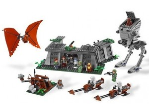 obrázek Lego 8038 Star Wars Bitva u Endoru