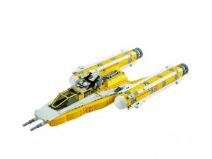obrázek Lego 8037 Star Wars Anakinova hvězdná stíhačka