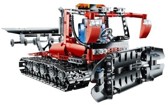 Lego 8263 Technic Rolba