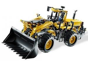 obrázek Lego 8265 Technic Přední nakladač