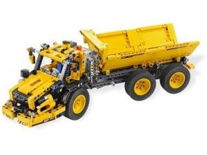obrázek Lego 8264 Technic Kloubový nákladní vůz