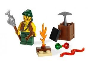 obrázek Lego 8397 Piráti Boj o přežití