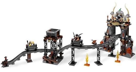 Lego 7199 Indiana Jones Chrám zkázy