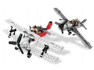 obrázek Lego 7198 Indiana Jones Letecká bitva