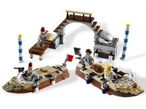 obrázek Lego 7197 Indiana Jones Honička v Benátkách
