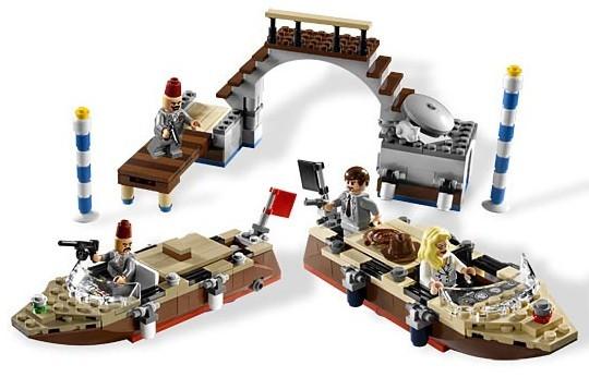 Lego 7197 Indiana Jones Honička v Benátkách