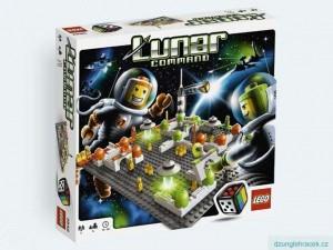 obrázek Lego 3842 Měsíční základna