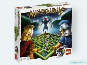 obrázek Lego 3841 Minotaurus