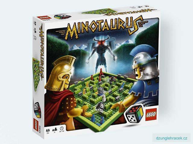 Lego 3841 Minotaurus
