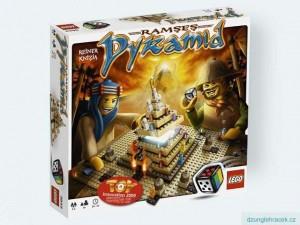 obrázek Lego 3843 Ramsesova pyramida
