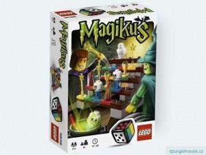 obrázek Lego 3836 Magikus