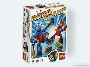 obrázek Lego 3835 Robo Champ