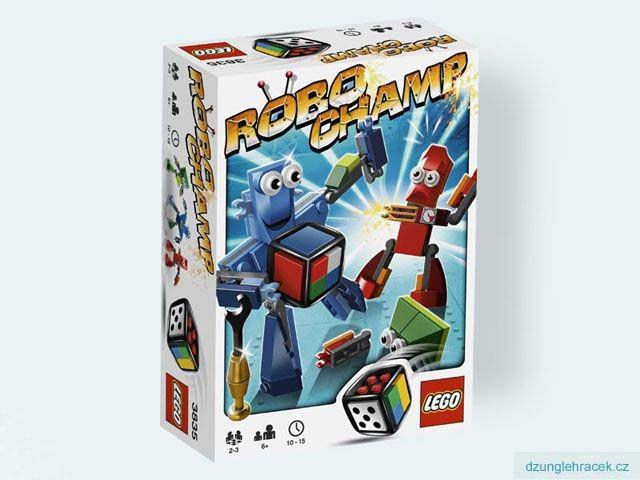 Lego 3835 Robo Champ