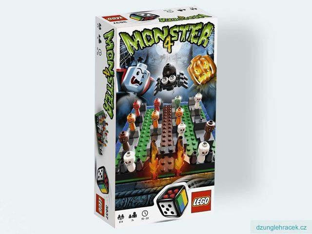 Lego 3837 Monster 4