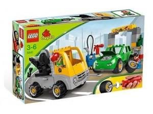 obrázek Lego 5641 Duplo Rušná autoopravna