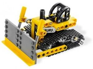 obrázek Lego 8259 Technic buldozér