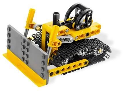 Lego 8259 Technic buldozér