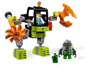obrázek Lego 8957 Power Miners Těžební robot